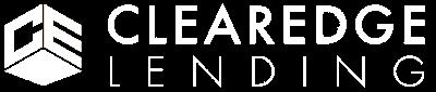 ClearEdge Logo White